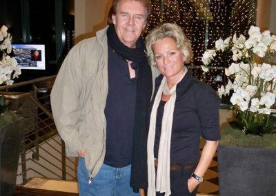 Susan Bäthge und Howard Carpendale