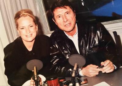 Susan Bäthge und Udo Jürgens