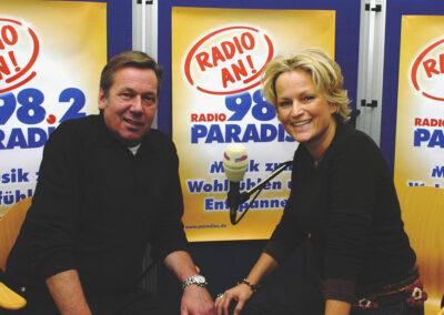 Susan Bäthge und Roland Kaiser