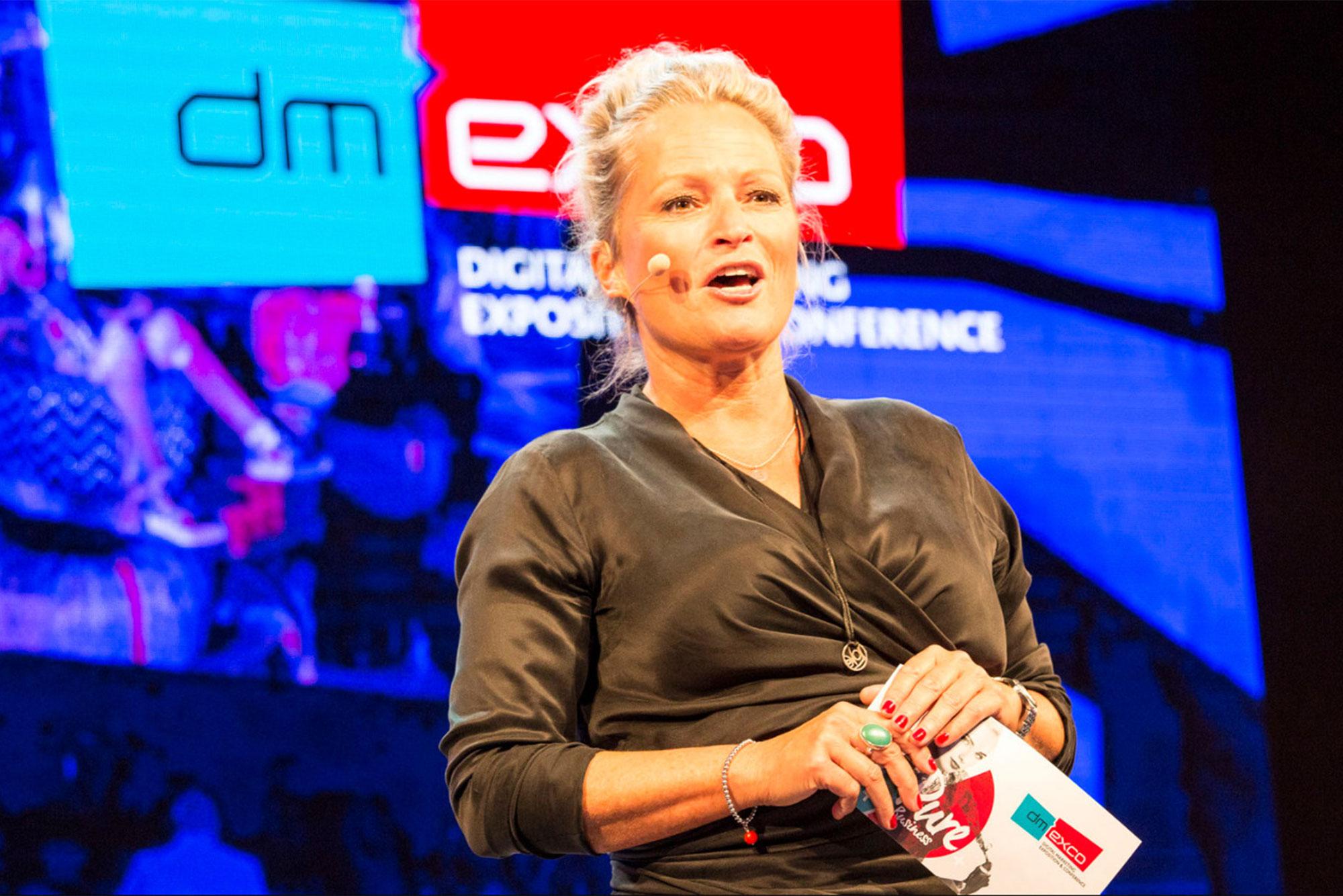 Susan Bäthge - Kolumnistin, Moderatorin, Autorin